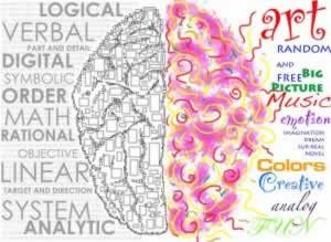 Left-or-Right-Brain
