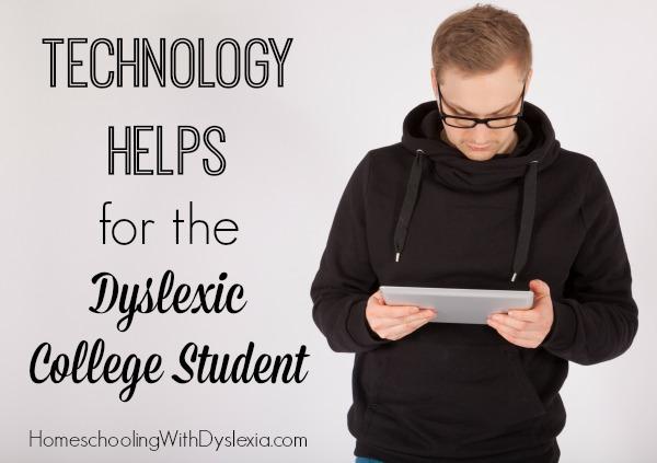 dyslexia college
