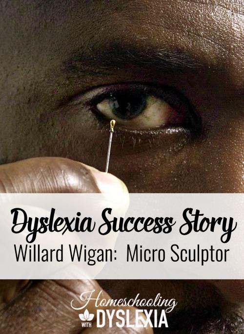 Willard Wigan Successful Dyslexic