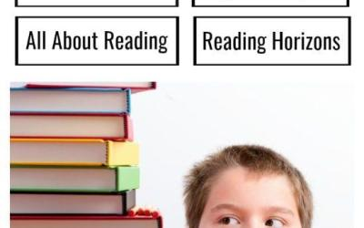 A Comparison of the Top 4 Orton-Gillingham Reading Programs for Homeschoolers