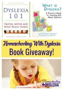 Dyslexia Book Giveaway