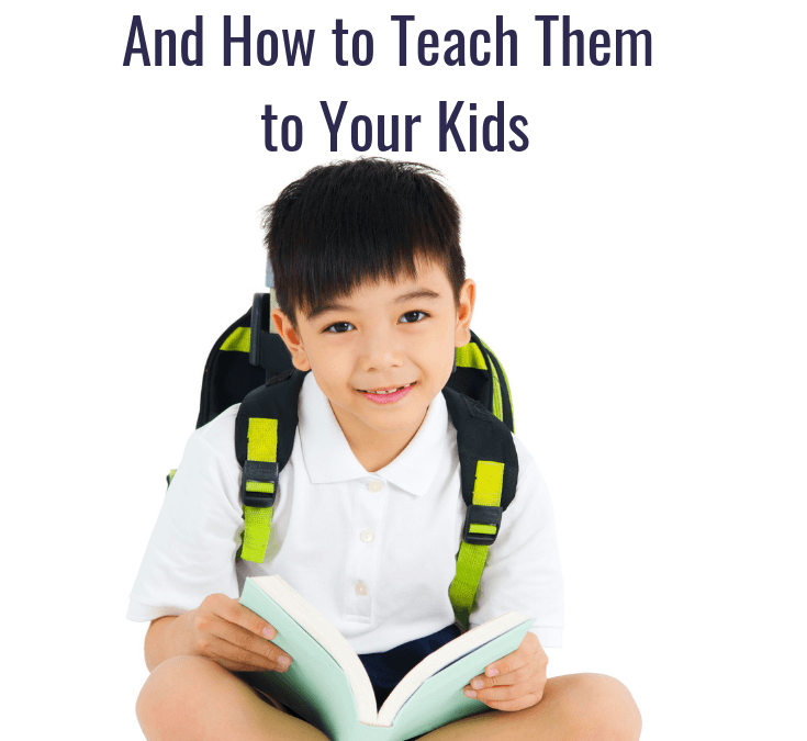 Dyslexia Success: The 6 Success Attributes Your Kids Need and How to Teach Them