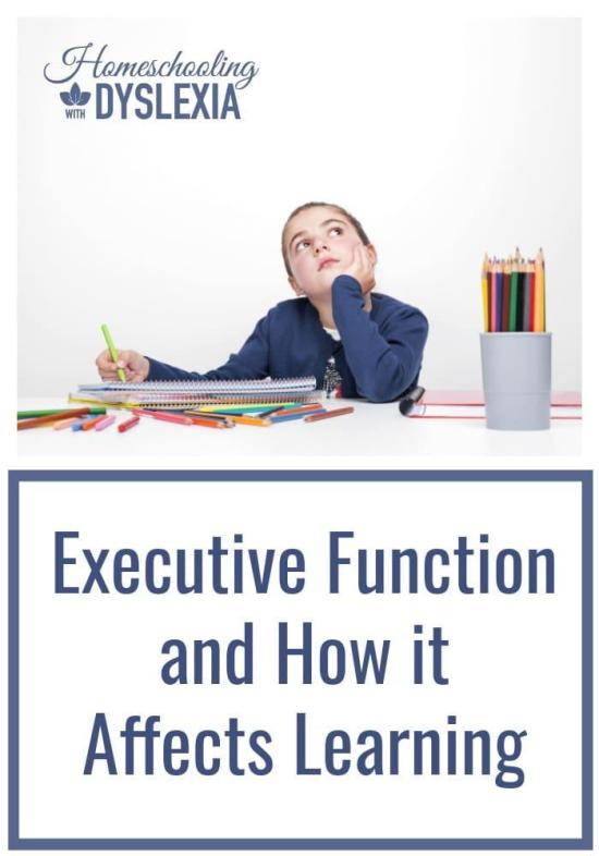 Executive Function refers to the set of mental skills that help people plan, organize, remember things, prioritize, pay attention and get started on tasks.