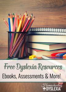Free Dyslexia Resources