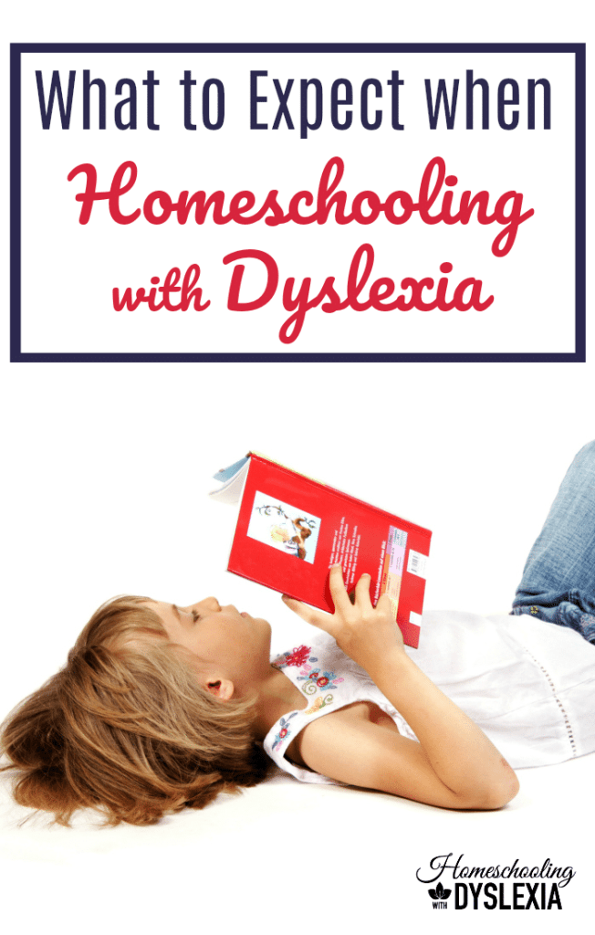 Over the years, I have received a lot of feedback from parents that are concerned about taking on the responsibility of homeschooling their dyslexic kids. Is it worth it? I am sharing what to expect when homeschooling with dyslexia.