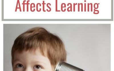 Auditory Processing and Learning Struggles