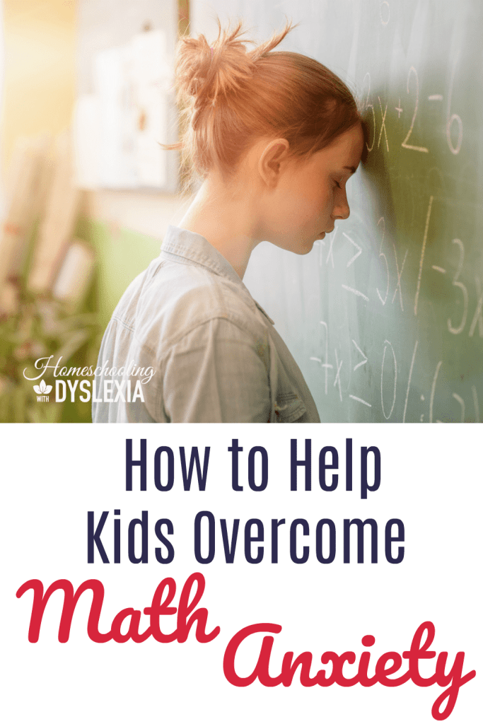 Give your kids the confidence to overcome their math challenges and the resulting math anxiety.
