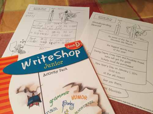 teach reluctant writer