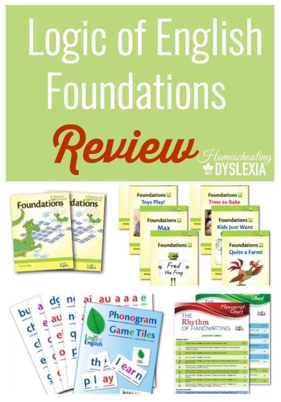 Logic of English Foundations Review | Homeschooling with