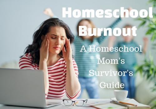 Overcoming homeschool burnout