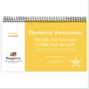phonemic awareness teach