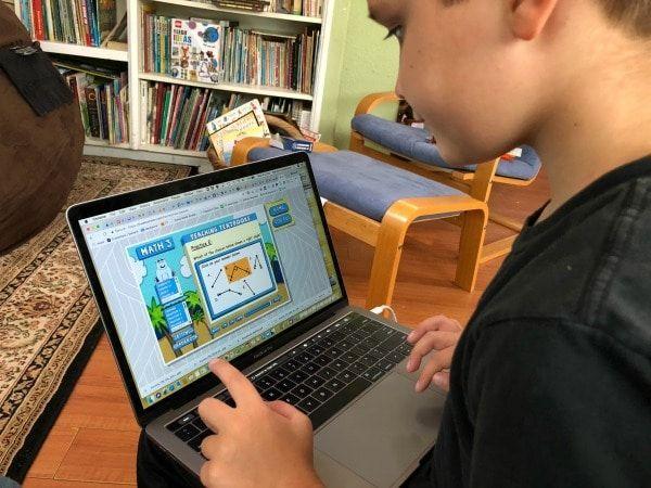 homeschool math curriculum dyslexia
