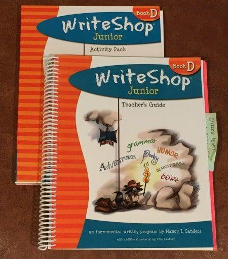 WriteShop Junior D