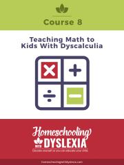Dyscalculia class