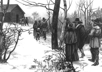 New England Colonies: Picture Story Homeschool Journey