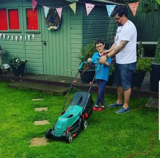 Outside homeschool activities - gardening