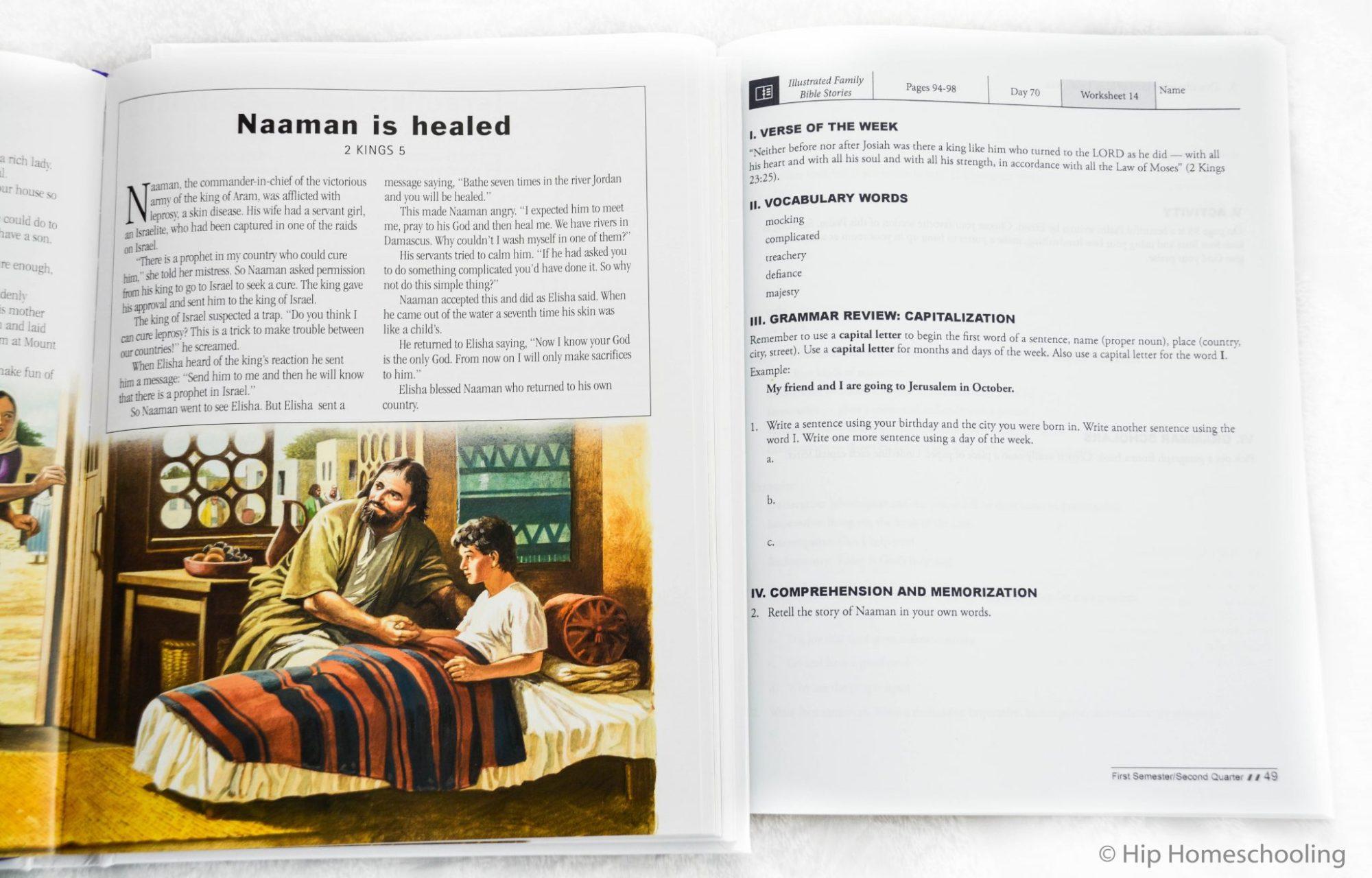 hight resolution of Elementary Bible Curriculum and Grammar Curriculum!
