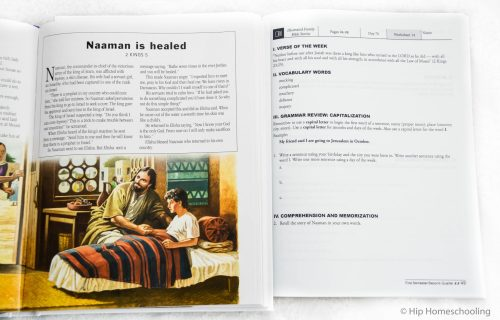 small resolution of Elementary Bible Curriculum and Grammar Curriculum!