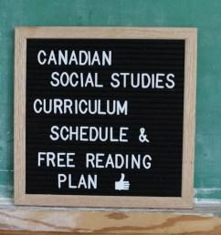 Charlotte Mason Canadian Social Studies K-5 [ 800 x 1200 Pixel ]