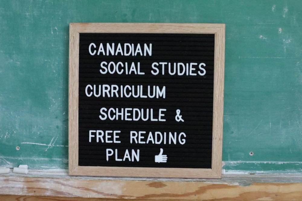 medium resolution of Charlotte Mason Canadian Social Studies K-5