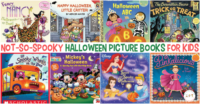 24 of the very best halloween picture books for kids
