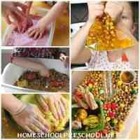 20 Thanksgiving Sensory Activities