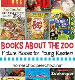 24 of Our Favorite Picture Books About the Zoo for Kids [ 1100 x 735 Pixel ]