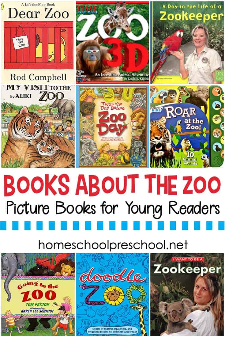 medium resolution of 24 of Our Favorite Picture Books About the Zoo for Kids