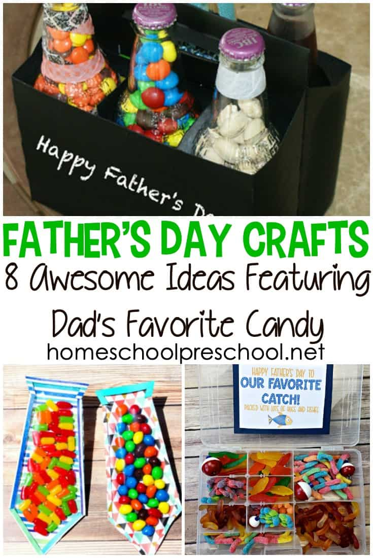 homemade fathers day craft