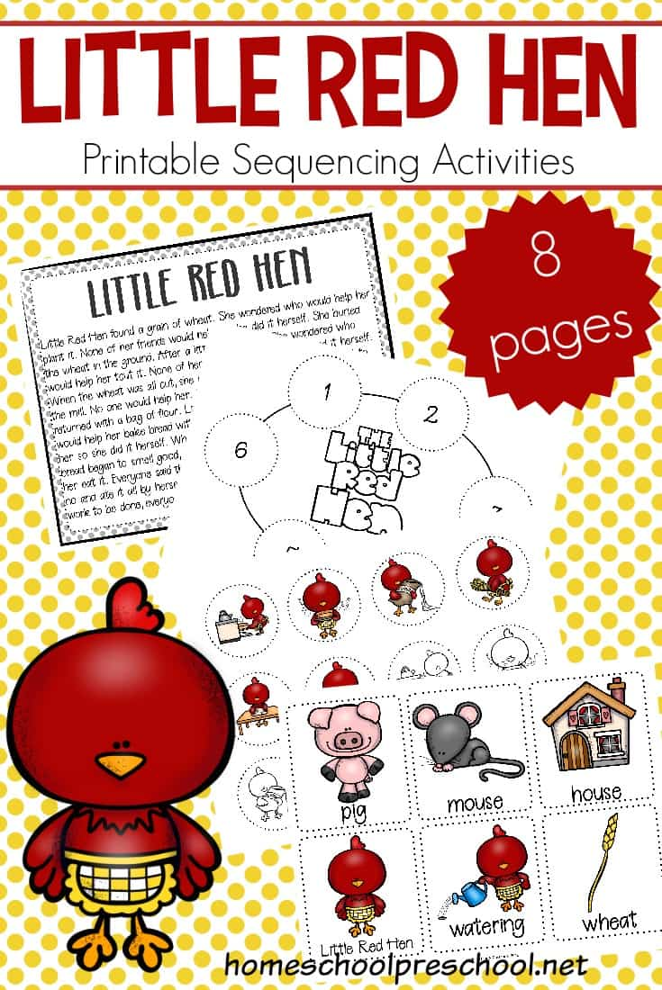 medium resolution of 20 Free Printable Sequencing Cards for Preschoolers