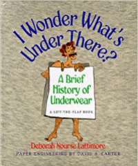 Book of the week: I Wonder What's Under There?