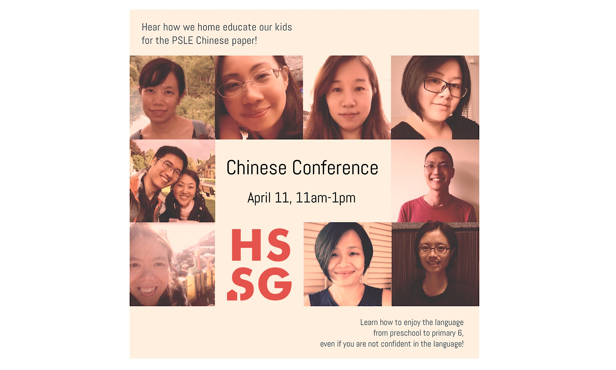 Have you signed up for the Chinese Conference?