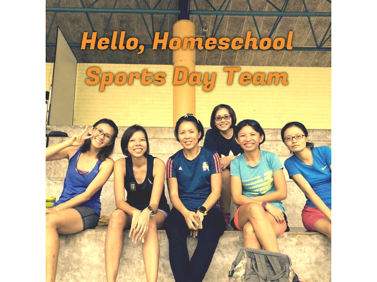 Meet the Homeschool Sports Day Team!
