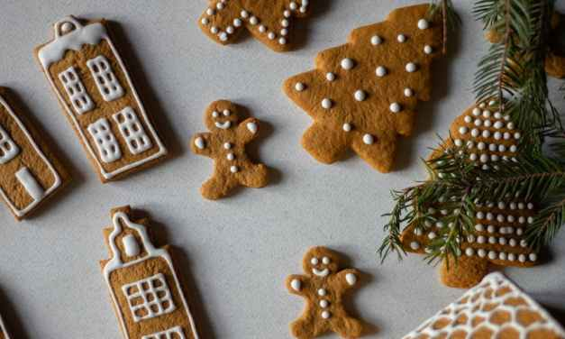 Bake Up Some Cookies for the Holidays and Family Fun!