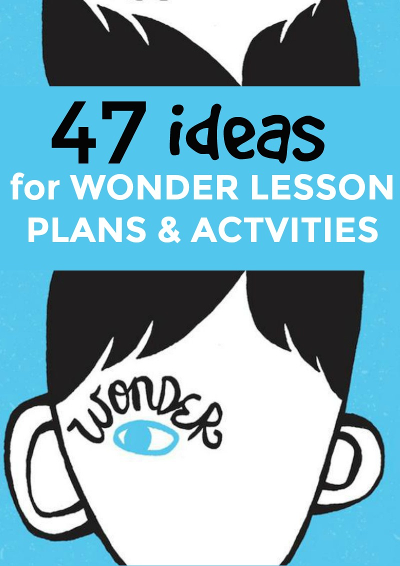 hight resolution of 47 Wonder Activities and Lesson Plans (Book and Movie)   Homeschool Super  Freak