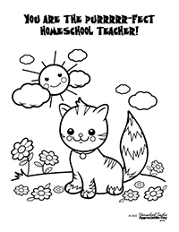 Teacher Appreciation Day Coloring Cards Coloring Pages