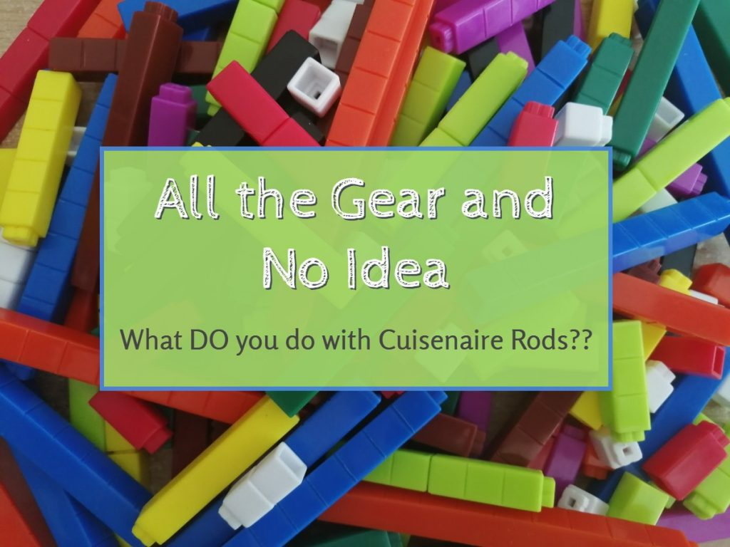 What Do You Do With Cuisenaire Rods Home School
