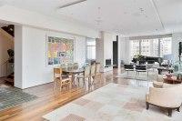 Open Concept Kitchen Living Room Floor Plan and Design ...