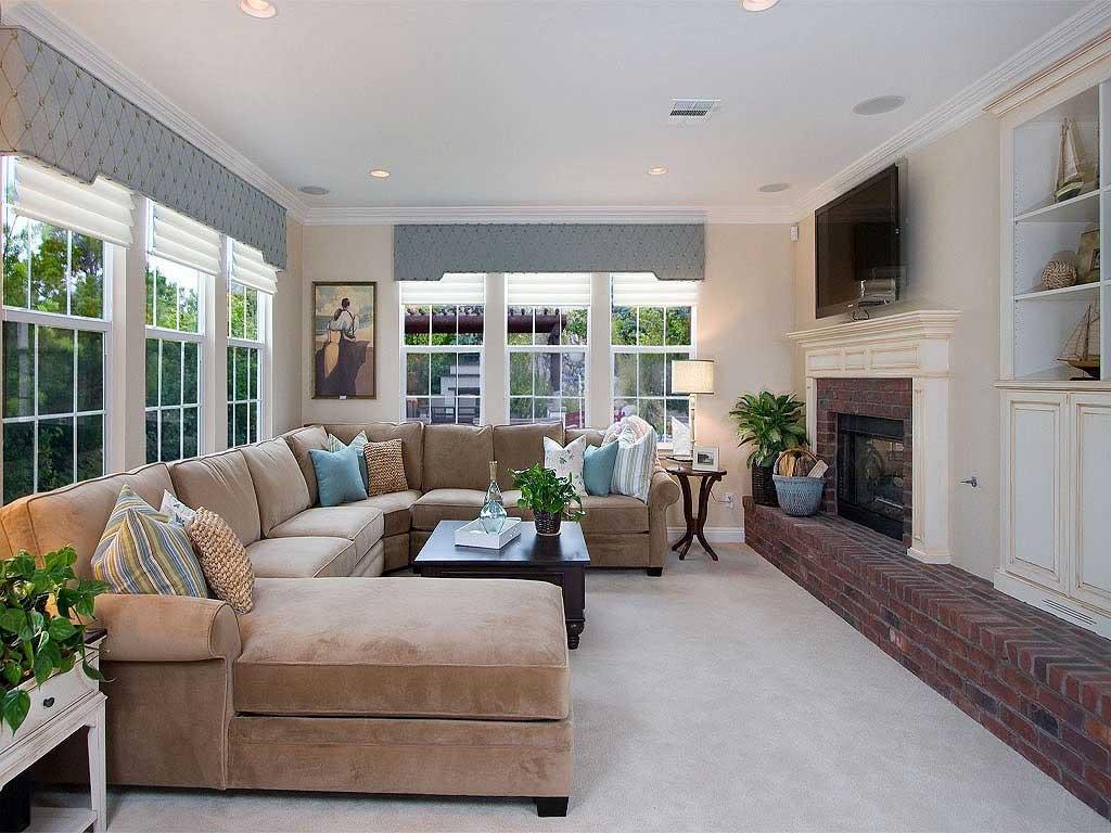 TV Over Fireplace Design Some Problems on Pros and Cons  HomesCornerCom