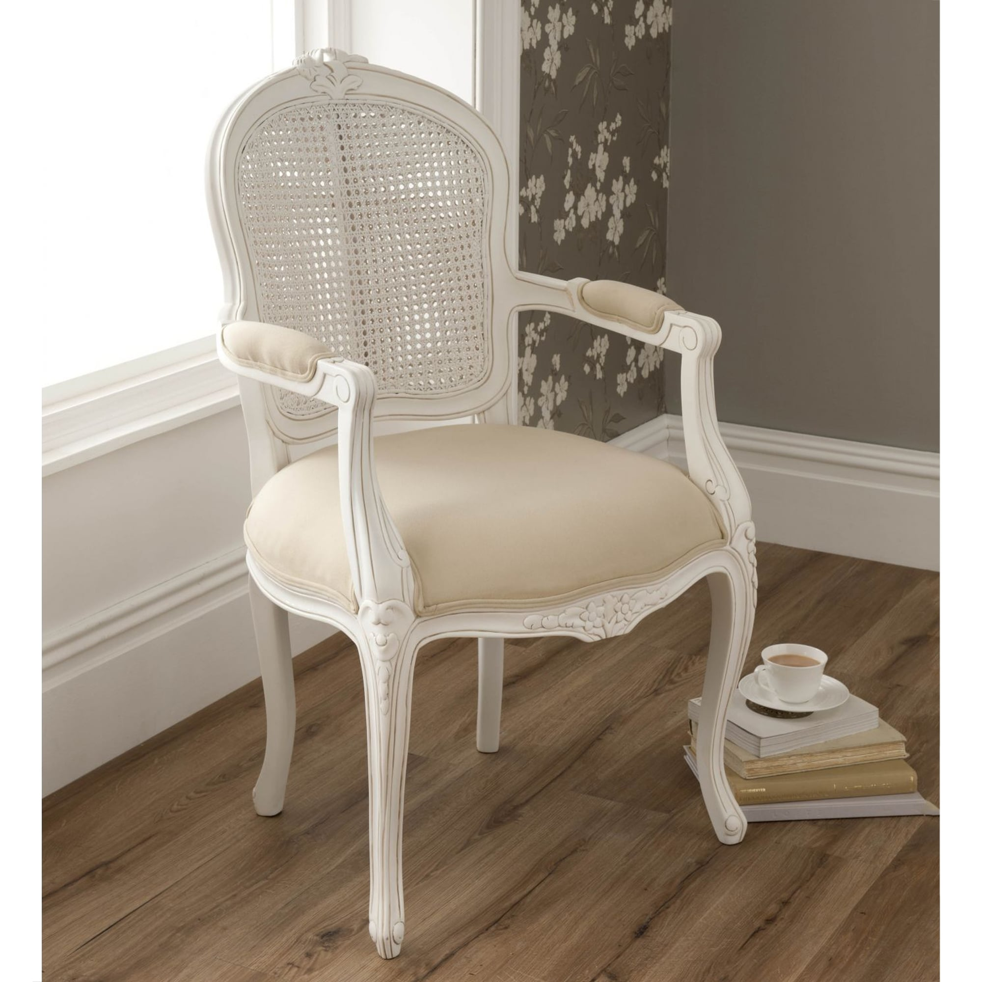 French Chairs La Rochelle Antique French Arm Chair
