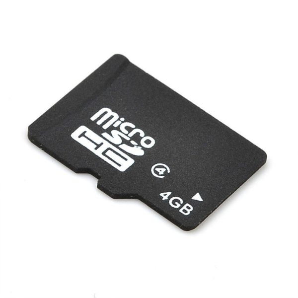 4gb Micro Sd Card - Home Security 1st