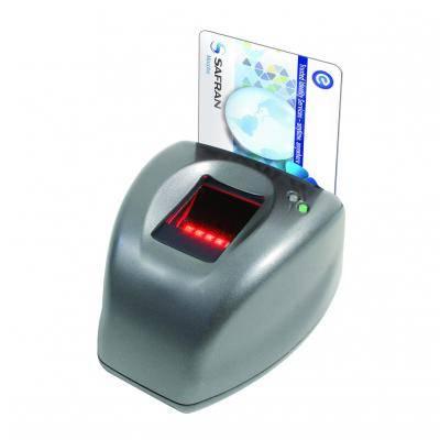 Virdi - Safran - Morpho MSO300 Enrolment Reader