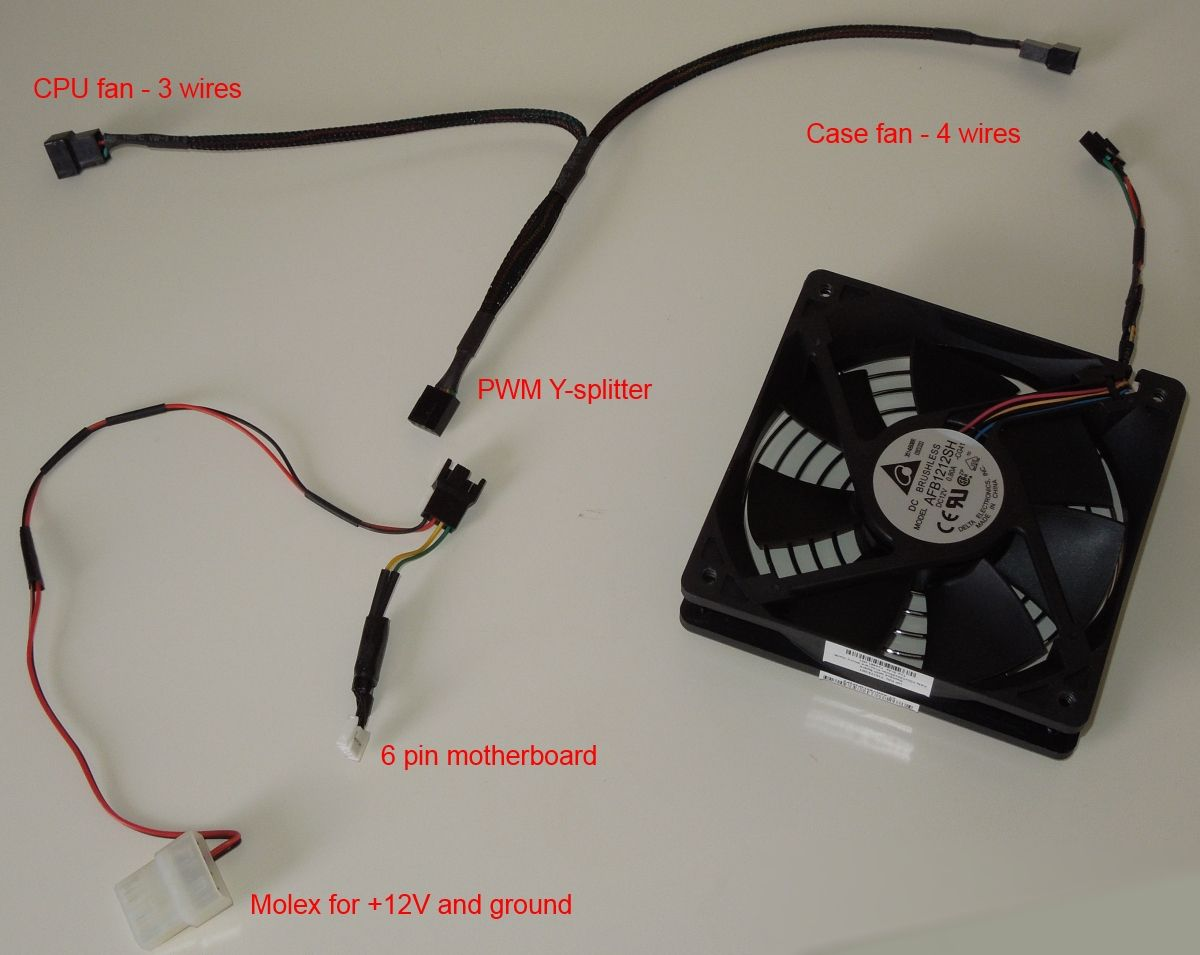Home Computer Fan Wiring Diagram 12v Computer Fan Wiring Diagram