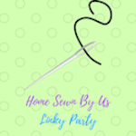 Home Sewn By Us Linky Party