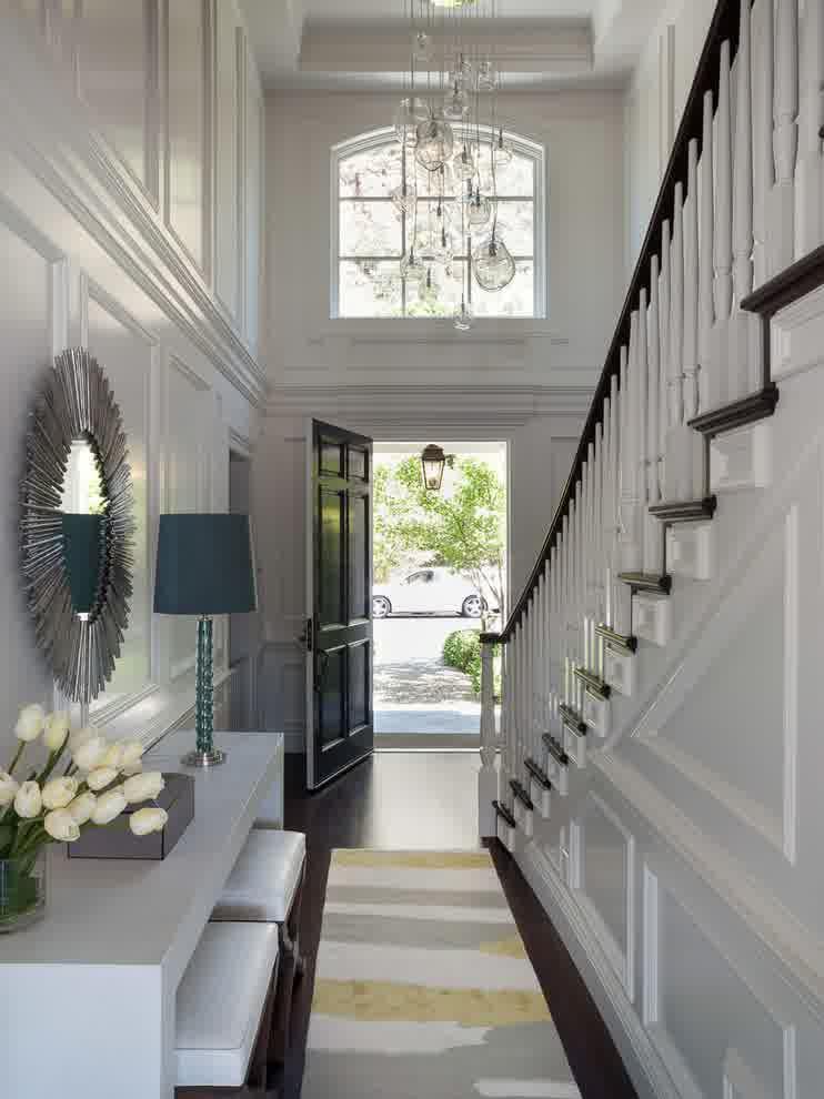 beautiful living room home interior decorations modern design photos wonderful ideas for your hallway   homesfeed