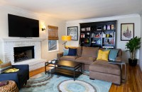 10 Simple Masculine Living Rooms That Complement Your Home ...