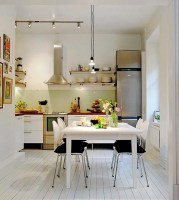 Some Smart Ways To Create A Small Kitchen Design – HomesFeed