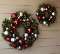 Pottery Barn Wreath Decorations