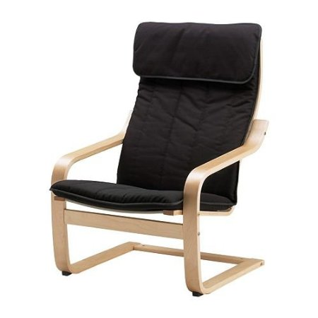 comfy chairs for small spaces accent living room top ten designs of homesfeed arm chair with cushion
