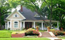Big Beautiful Home Exterior House